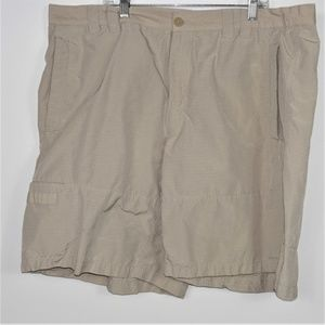 Columbia PFG Mens Casual Cargo Shorts